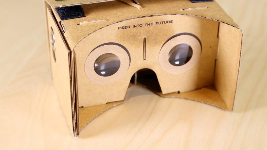 Google Announces New VR Device